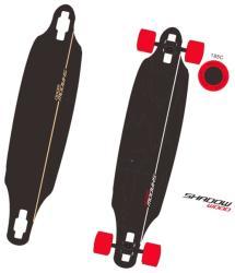 Spartan Shadow Wood Longboard (2338)