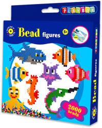 Playbox Vasalható gyöngy készlet 2000db-os - Tengeri állatok