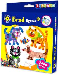 Playbox Vasalható gyöngy készlet 2000db-os - Kutyák és cicák