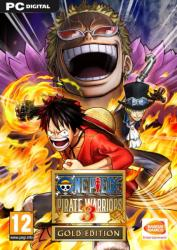 Namco Bandai One Piece Pirate Warriors 3 [Gold Edition] (PC)