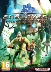 Namco Bandai Enslaved Odyssey to the West [Premium Edition] (PC)