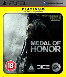 Electronic Arts Medal of Honor [Platinum] (PS3)