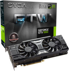EVGA GeForce GTX 1060 FTW+ GAMING ACX 3.0 6GB GDDR5 192bit PCIe (06G-P4-6368-KR)