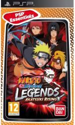 Namco Bandai Naruto Shippuden Legends Akatsuki Rising [Essentials] (PSP)