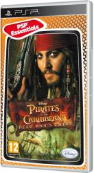Buena Vista Pirates of the Caribbean Dead Man's Chest [Essentials] (PSP)