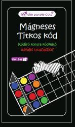 the purple cow Titkos kód - mágneses