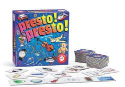 Piatnik Presto! Presto! - Egy gyors szójáték