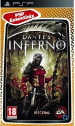 Electronic Arts Dante's Inferno [Essentials] (PSP)