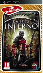 Electronic Arts Dante's Inferno [Essentials] (PSP)