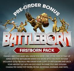 2K Games Battleborn Firstborn Pack DLC (PC)