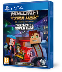 Telltale Games Minecraft Story Mode [The Complete Adventure] (PS4)