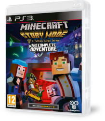 Telltale Games Minecraft Story Mode [The Complete Adventure] (PS3)