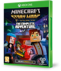 Telltale Games Minecraft Story Mode [The Complete Adventure] (Xbox One)