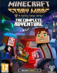 Telltale Games Minecraft Story Mode [The Complete Adventure] (PC)