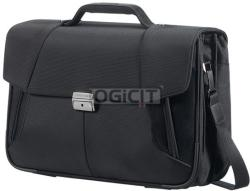 Samsonite XBR Briefcase 3 Gussets 15.6