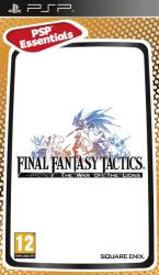 Square Enix Final Fantasy Tactics The War of the Lions [Essentials] (PSP)