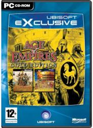 Microsoft Age of Empires [Gold Edition-Ubisoft Exclusive] (PC)