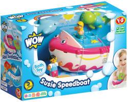 WOW Toys Susie, a motorcsónak