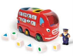WOW Toys Leo, a londoni busz K-10720