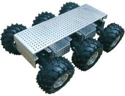 AREXX Összkerékmeghajtású robotplatform (JSR-6WD)