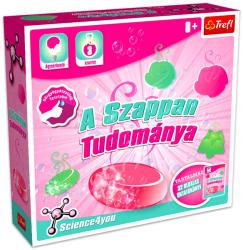 Trefl Science4you - A szappan tudománya
