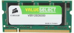 Corsair Value Select 512MB DDR 333MHz VS512SDS333