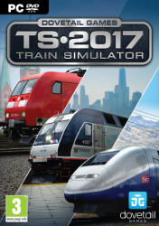 Dovetail Games TS 2017 Train Simulator (PC)
