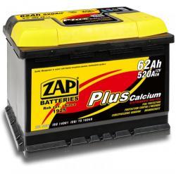 ZAP Plus 62Ah 520A