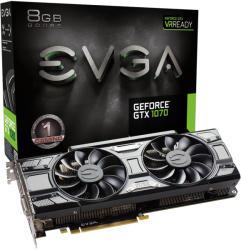 EVGA GeForce GTX 1070 GAMING ACX 3.0 Black Edition 8GB GDDR5 256bit PCI-E (08G-P4-5171-KR)