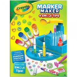 Crayola Emoji nyomdafilcgyár (74-7214)