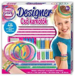 Creative Kids Designer cső karkötők