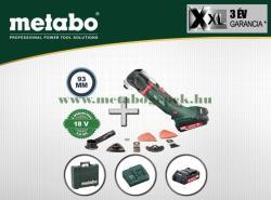 Metabo MT 18 LTX (613021510)