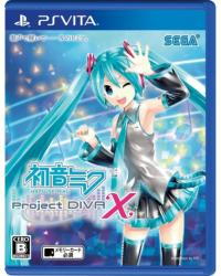 SEGA Hatsune Miku Project DIVA X (PS Vita)