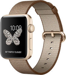 Apple Watch 2 42mm Alu Woven Nylon
