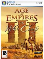 Microsoft Age of Empires III The War Chiefs (PC)