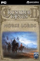 Paradox Crusader Kings II Horse Lords (PC)