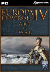 Paradox Europa Universalis IV Art of War DLC (PC)
