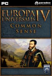 Paradox Europa Universalis IV Common Sense DLC (PC)