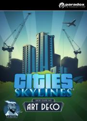 Paradox Cities Skylines Content Creator Pack Art Deco (PC)