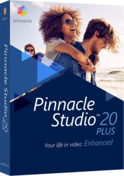 Corel Pinnacle Studio 20 Plus PNST20PLMLEU