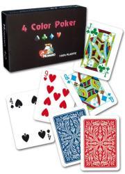 Modiano Cards Ramino 4 Color