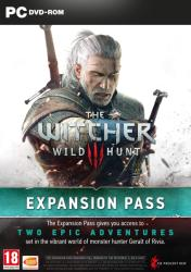 CD Projekt RED The Witcher III Wild Hunt Expansion Pass (PC)
