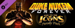 2K Games Duke Nukem Forever Hail to the Icons Parody Pack (PC)