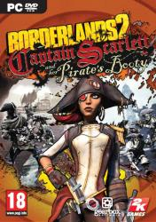 2K Games Borderlands 2 Captain Scarlett and her Pirate's Booty DLC (PC)