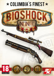 2K Games Bioshock Infinite Columbia's Finest DLC (PC)