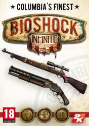 2K Games Bioshock Infinite Columbia's Finest DLC (PC)