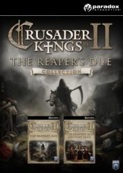 Paradox Crusader Kings II The Reaper's Due Collection (PC)