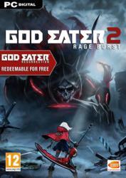 Namco Bandai God Eater 2 Rage Burst (PC)