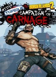 2K Games Borderlands 2 Mr. Torgue's Campaign of Carnage DLC (PC)