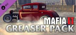 2K Games Mafia II Greaser Pack DLC (PC)